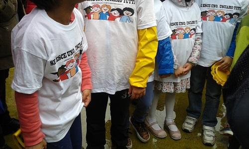 istituto Montessori protesta 2