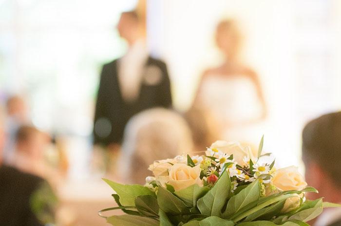 Matrimonio: calo del 15%, si convola a nozze più tardi