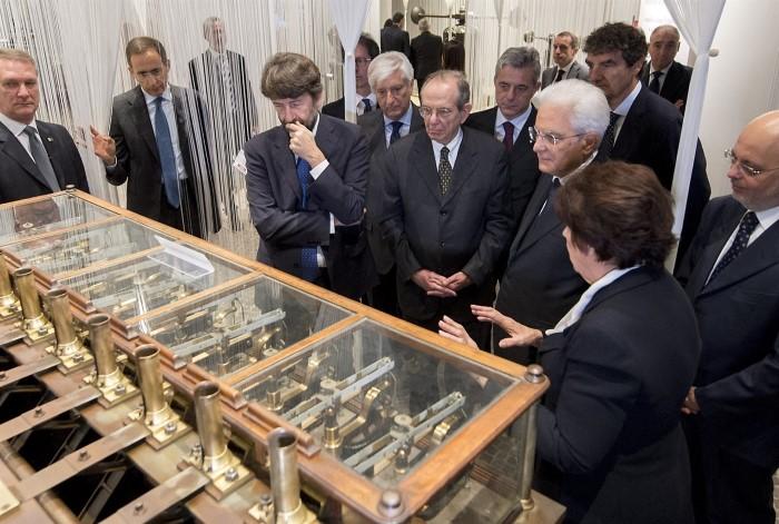 4c441d1ef1 Il presidente della Repubblica Sergio Mattarella ha inaugurato il Museo  della Zecca di Roma. Accolto al suo arrivo dal Ministro dell'Economia e  delle ...