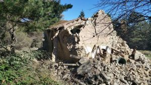 Come è oggi Santa Maria in Pantano dopo terremoto