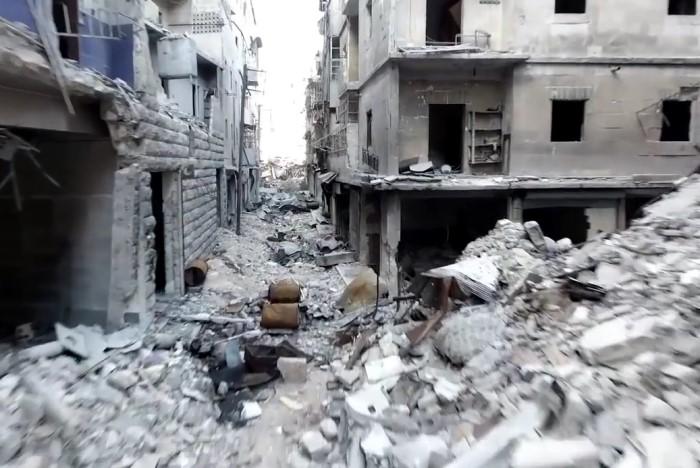 Siria, Putin annuncia Tregua concordata tra Assad e formazioni ribelli