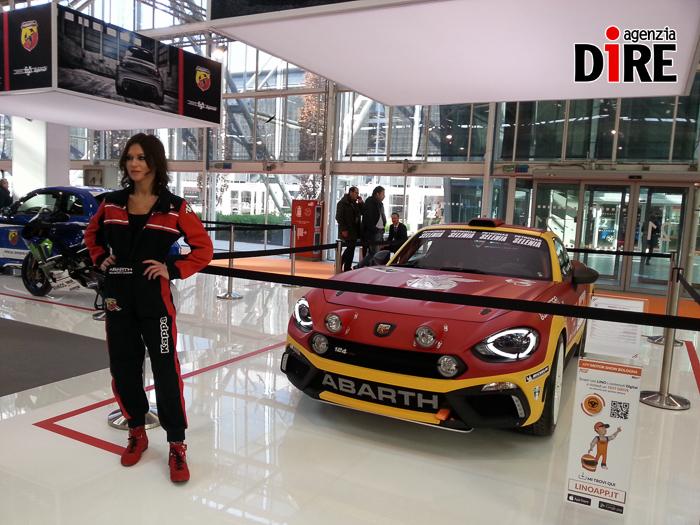 Infiniti, prima volta al Motor Show di Bologna