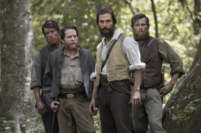 McConaughey torna in sala con Free State of Jones