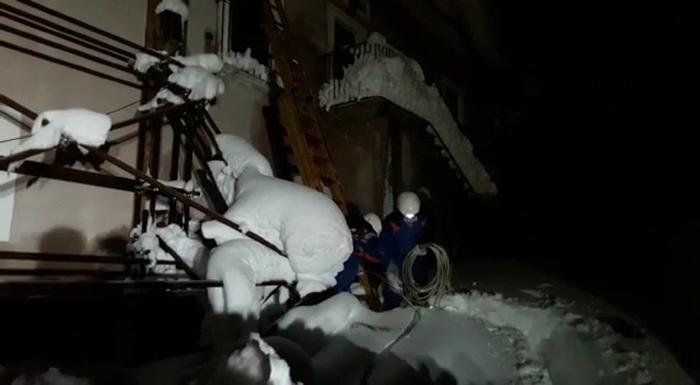 Emergenza neve, Enel: in Abruzzo 110mila senza elettricità