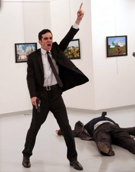 I vincitori del World press photo 2017