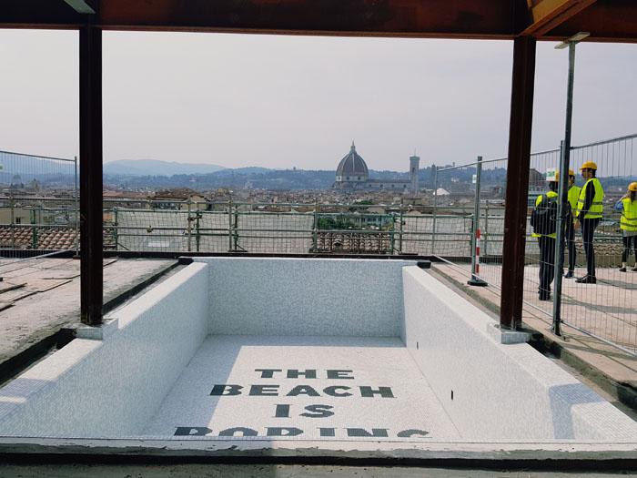Da ottobre a firenze apre student hotel con piscina sul - Hotel piscina roma ...