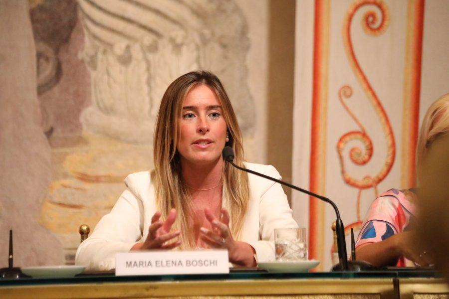 Maria Elena Boschi