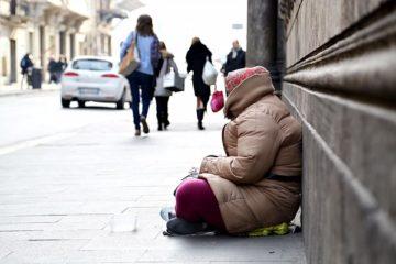povertà poveri