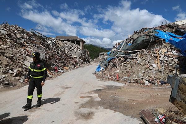 Terremoto Centro Italia Legambiente Due Anni Dopo Ricostruzione