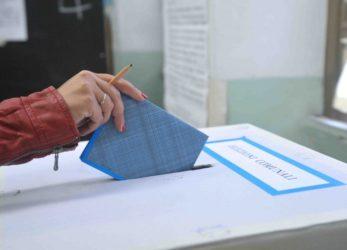 elezioni scheda elettorale