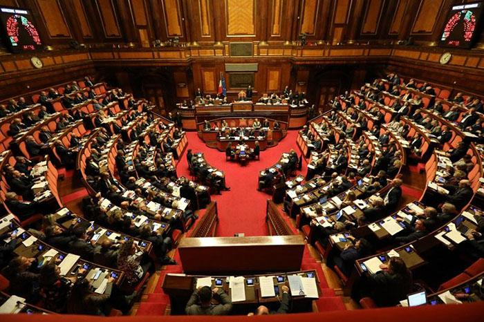 Documenti informazione resoconti for Il parlamento italiano