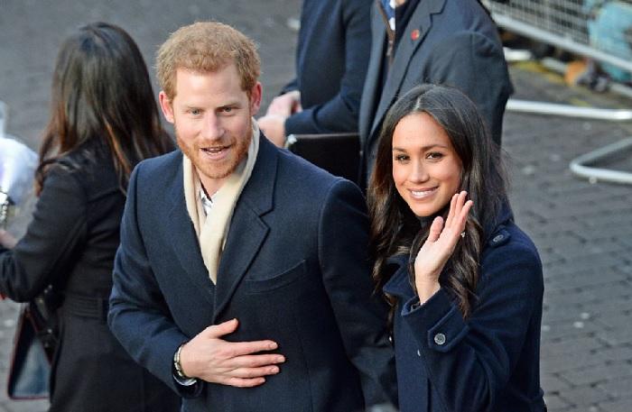 Un Po Ditalia Al Matrimonio Di Harry E Meghan I Confetti