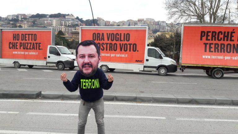 Salvini non sa se quelli di Casapound sono fascisti o no