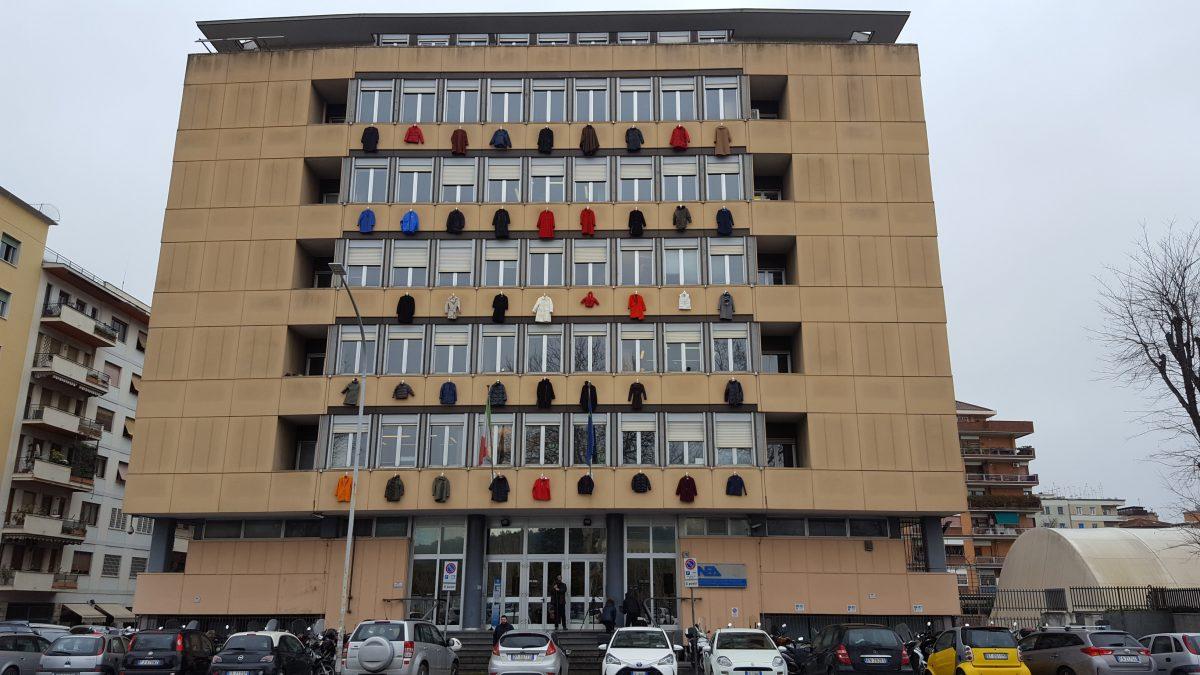 Efficienza energetica: l'Enea mette il cappotto all'edificio
