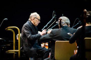 C'era una volta Ennio Morricone, compositore da Oscar