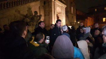 comitato 'Uniamoci contro le multe in via di Portonaccio'