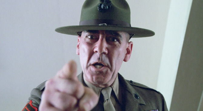 R Lee Ermey actor in Full Metal Jacket dies at 74  CNN