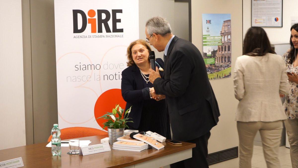 Progetto agenzia dire decoro urbano segnala il degrado for Ufficio decoro urbano comune di roma