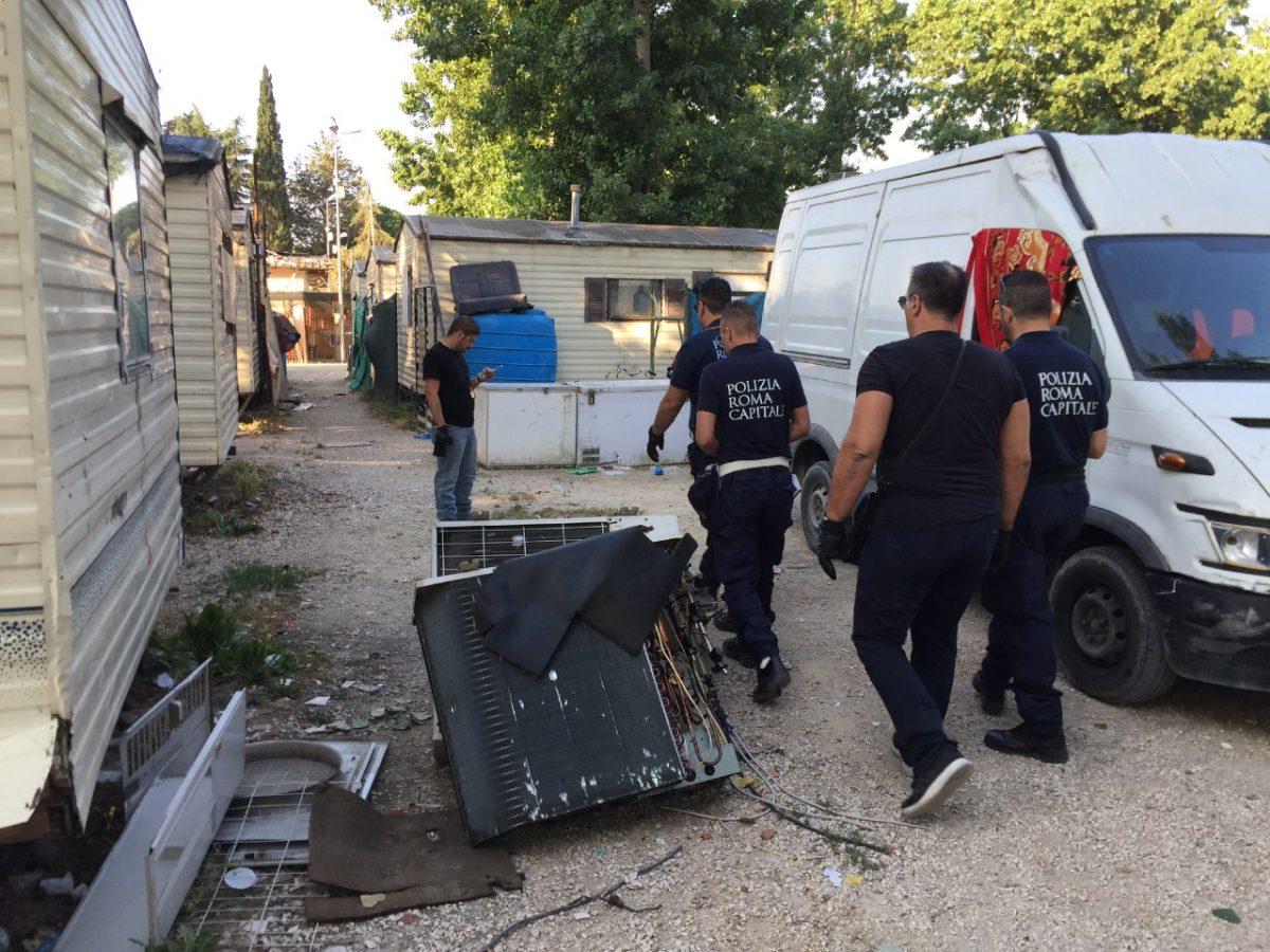evacuarea-taberei-de-romi-de-la-periferia-romei