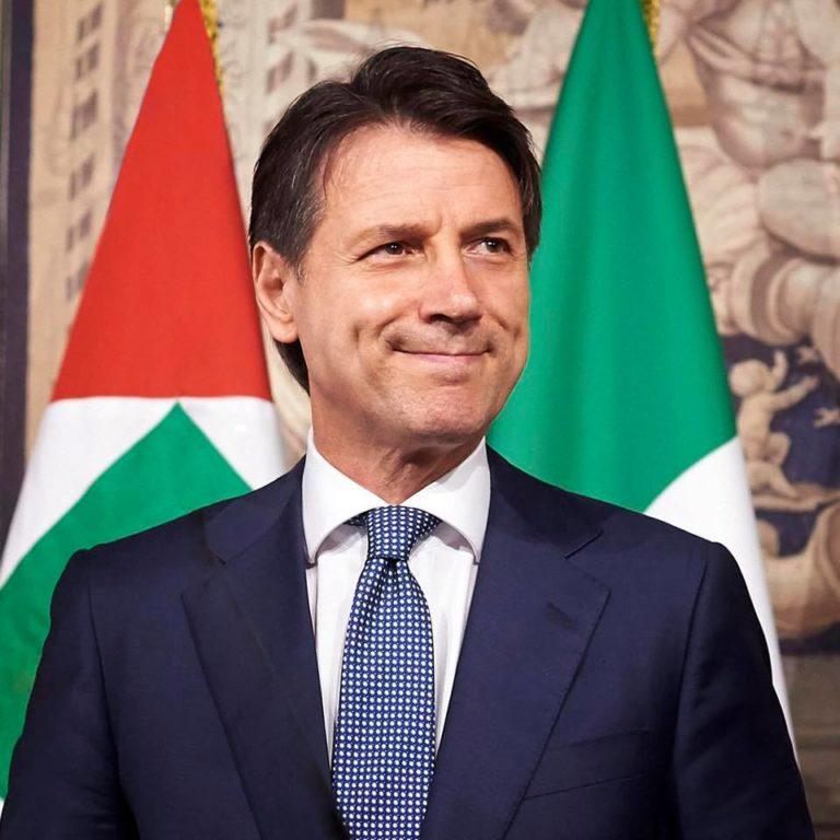 Giuseppe Conte - Premier