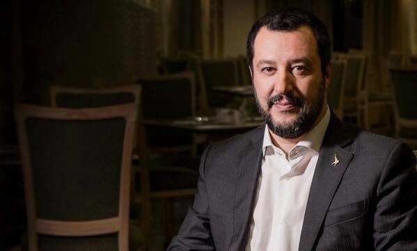 Matteo Salvini - vicepremier e ministro dell'Interno