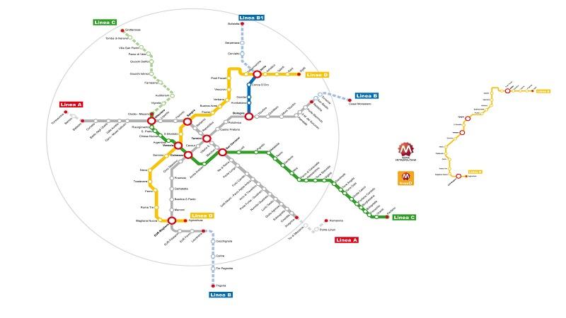 e266ec5ba6 Ma per far ripartire il progetto, come spiegato dai tecnici di  RomaMetropolitane, ...