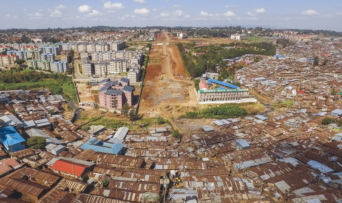 collegare siti Nairobi