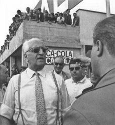 Enzo_Ferrari_-_Monza,_1967