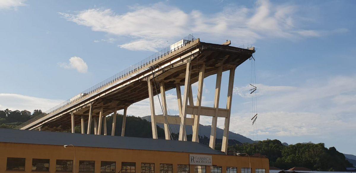 Genova ponte morandi