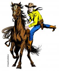 TEX cavallo Galep