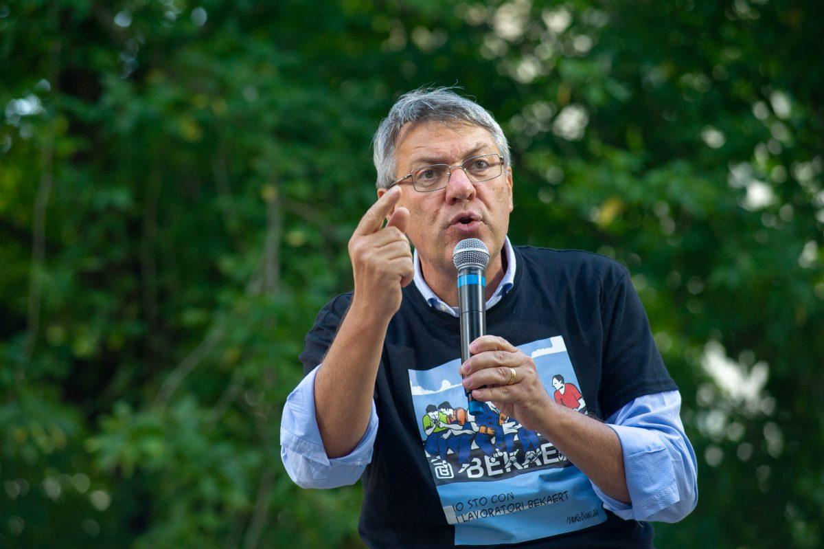 Il Pd è partito…. toccherà alla Cgil di Landini fare opposizione?