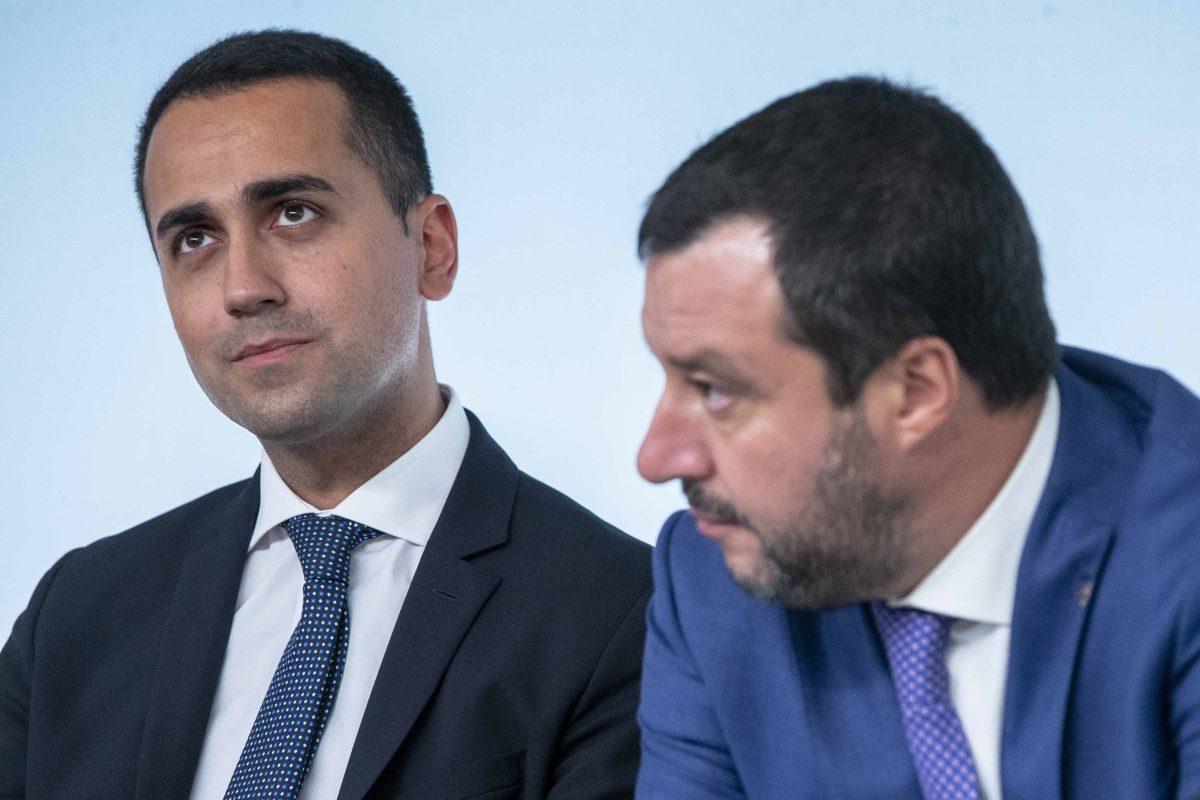 La Lega di Salvini  sempre più a destra,  il M5S una nuova DC