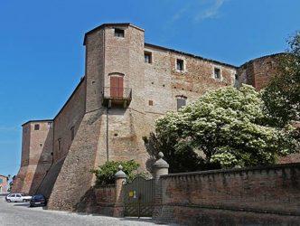 Sant'Arcangelo di Romagna (RN), Rocca Malatestiana