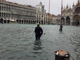 maltempo venezia