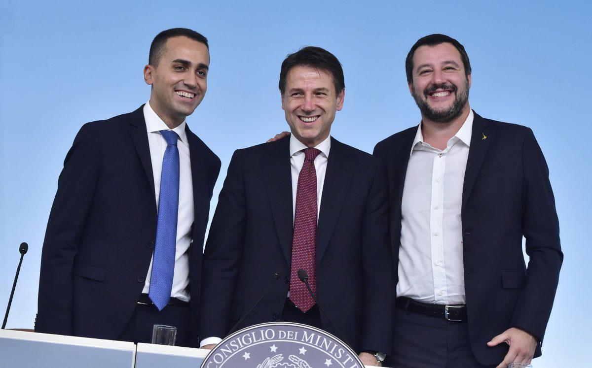 Riuscirà Di Maio  ad imbrigliare Salvini?  Pochi ci credono