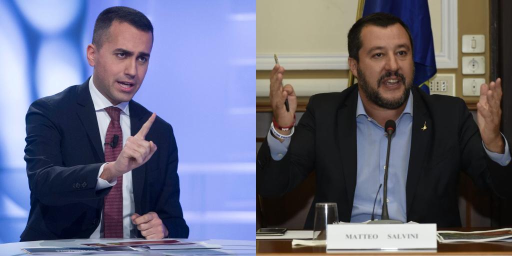 Di Maio vuole la testa di Siri? Salvini fa 'saltare' Roma