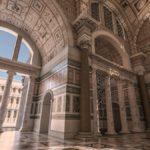 Frigidarium Terme di Diocleziano