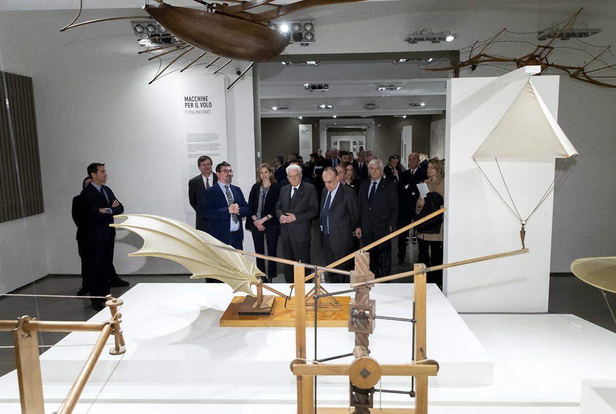 Mostre: Leonardo da Vinci alle scuderie del Quirinale