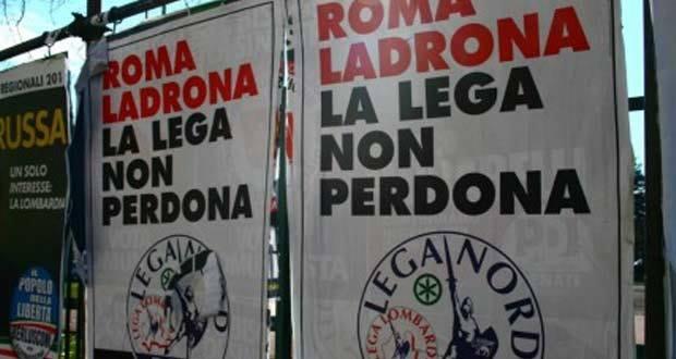 Roma ladrona la Lega non perdona… oppure sì?