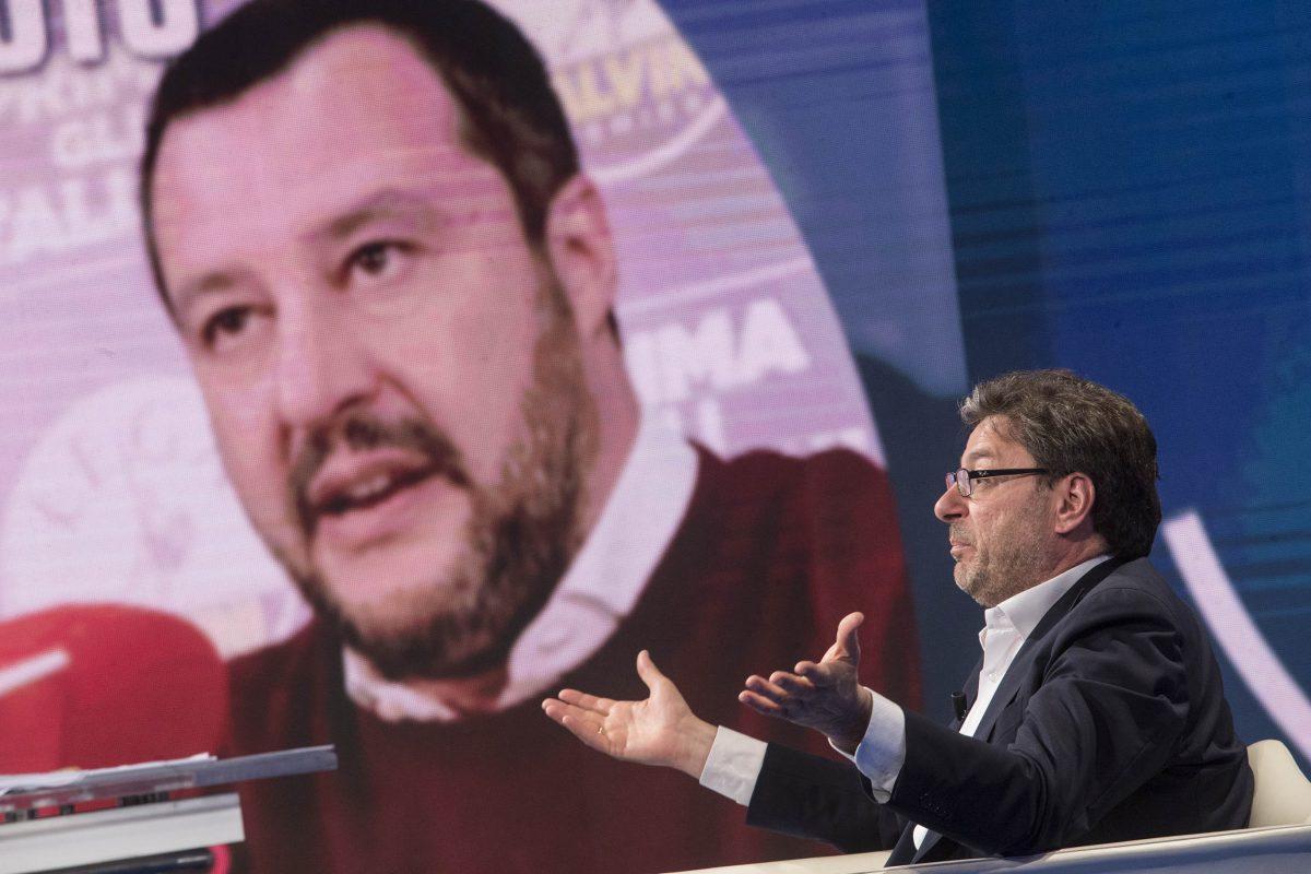 Nella Lega prime crepe, Capitan Salvini si gioca la leadership