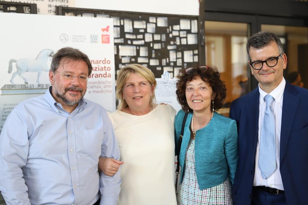 Rizzardini, Castagna, D'Arminio Monforte, Puoti