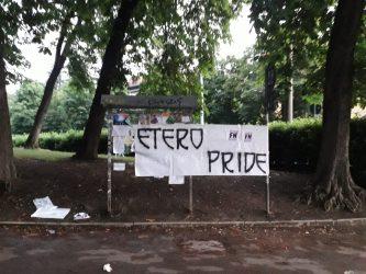 forza nuova gay pride bo