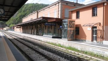 stazione porretta terme