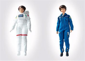 barbie astronauta