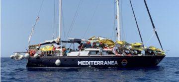 veliero alex mediterranea