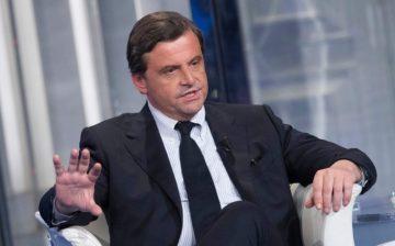 """Roma, Calenda: """"Pd sostenga Fuortes. Io candidato? Non penso proprio"""""""