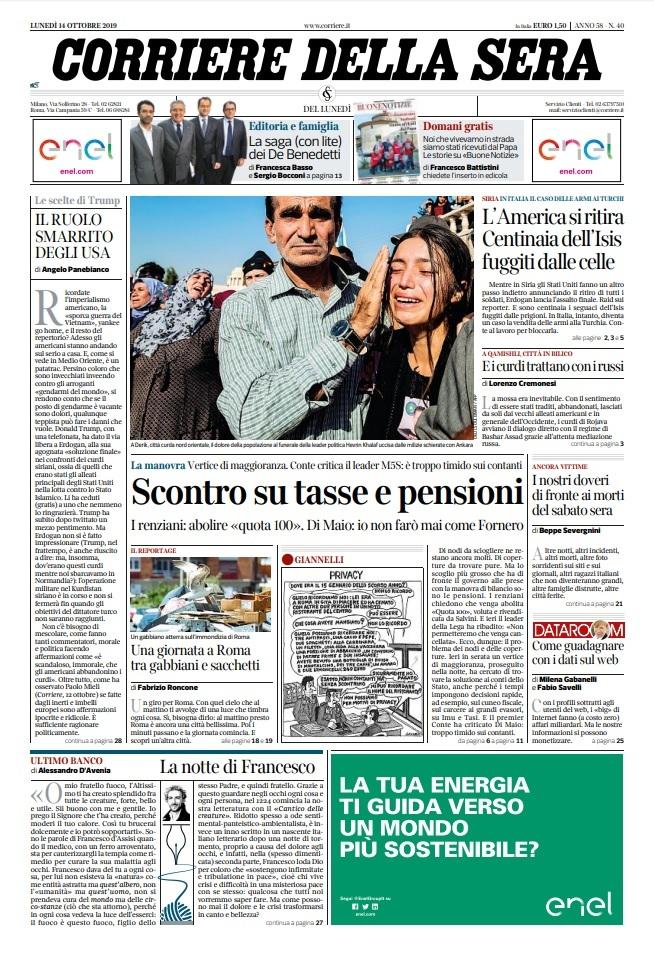 Corriere della Sera - Zoom