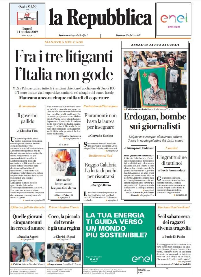 Repubblica - Zoom
