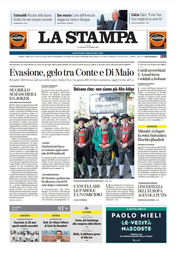 La Stampa - Zoom