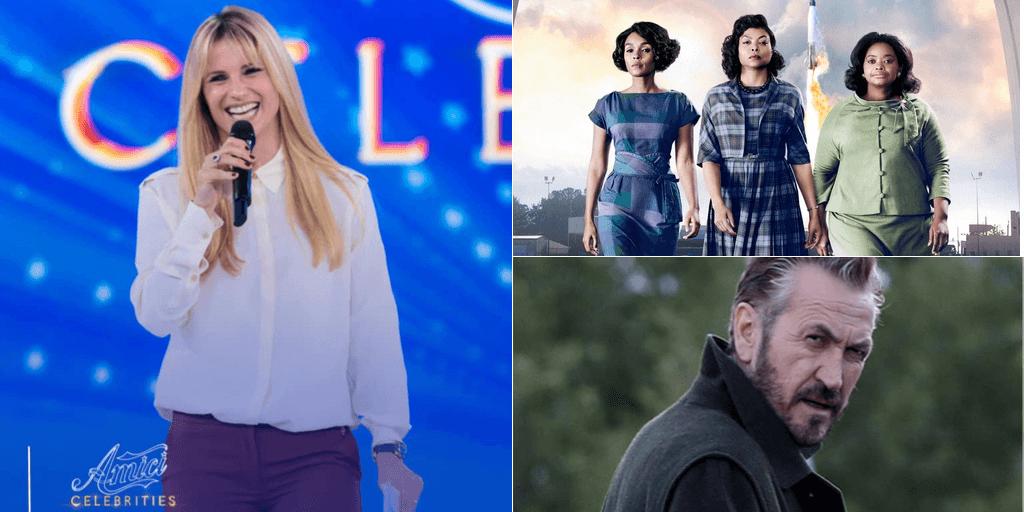 Risultati immagini per Diritto di contare vs amici celebrities